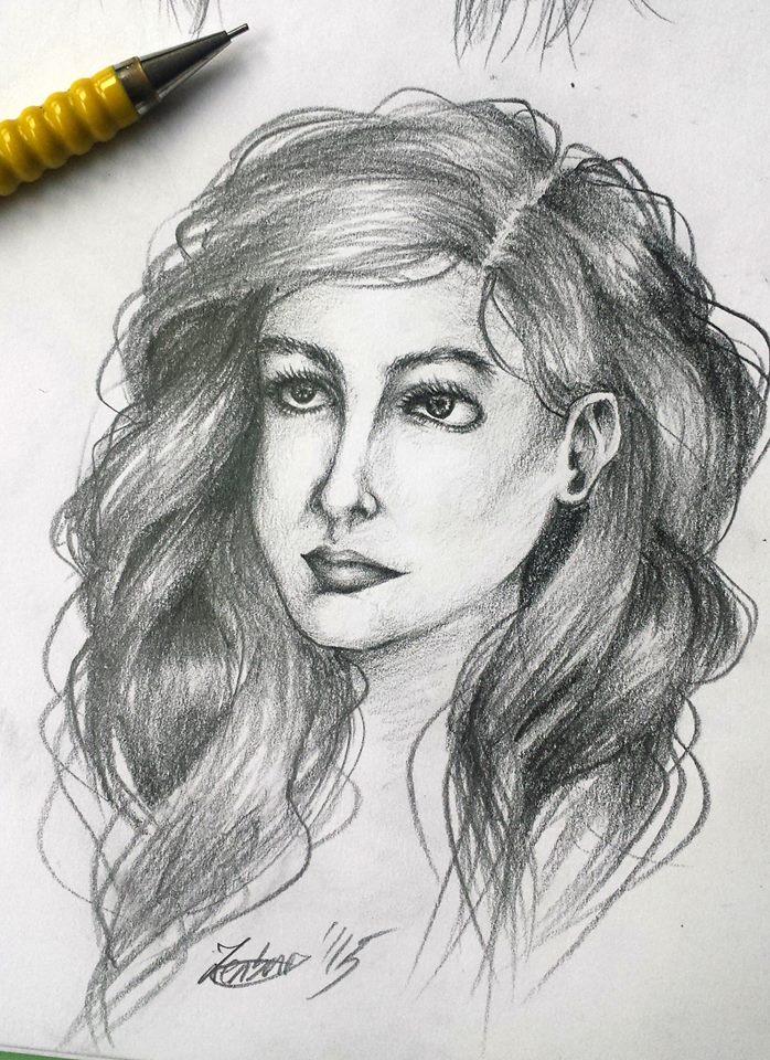 Random Portrait by LifeEvans