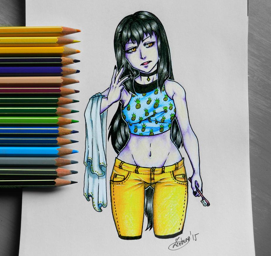 Colored OC-Refitsul by LifeEvans