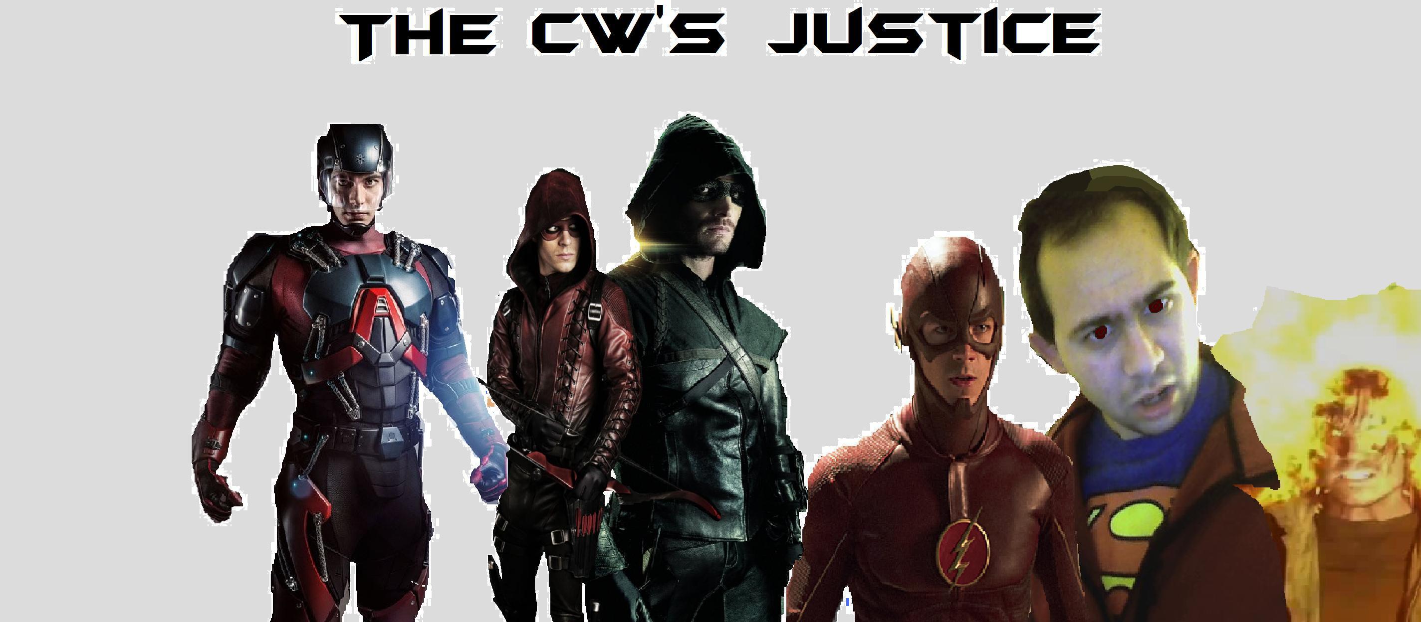cw justice league - photo #38