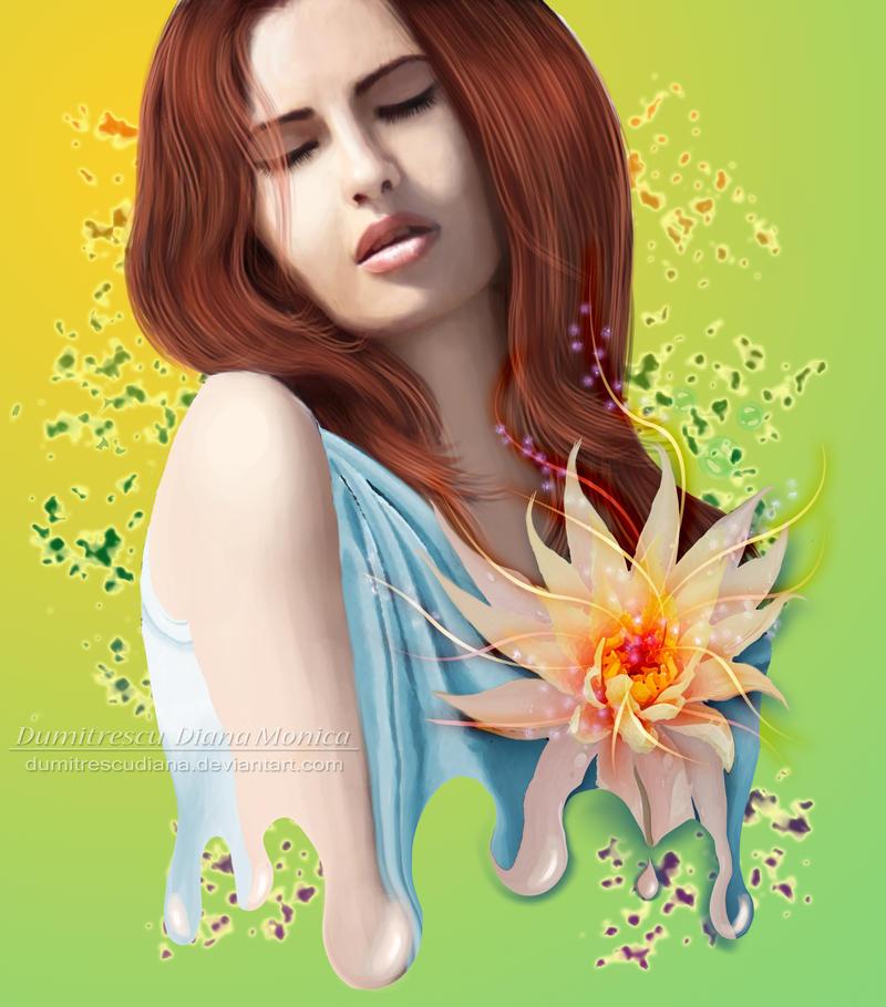 Iris by DumitrescuDiana