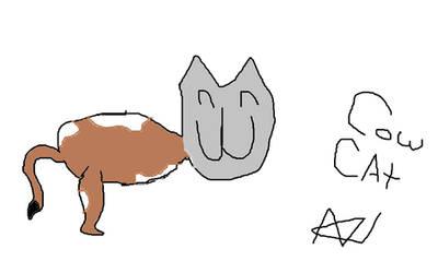 Cow Cat Nyaa~ by SuperFurFanNYAA