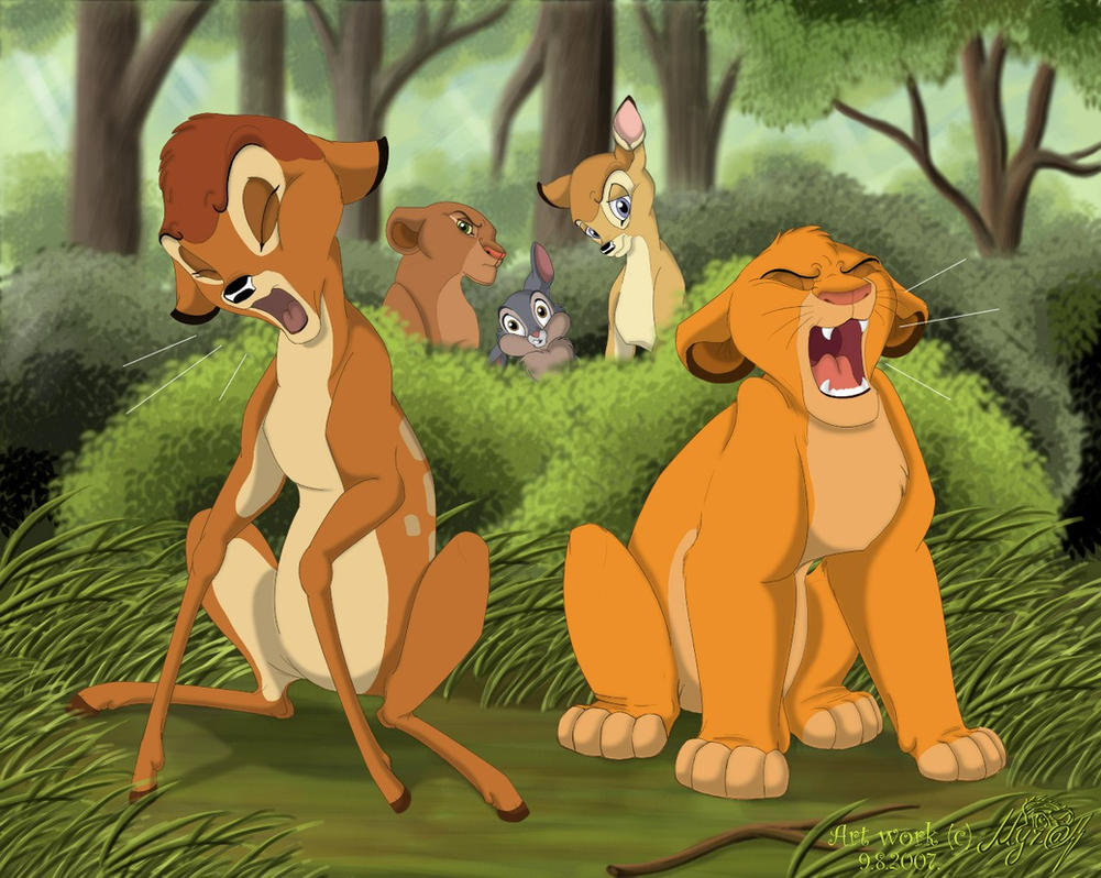I bravely by Myza-Lioness
