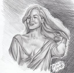 Meryl Streep by Myza-Lioness