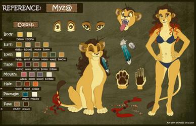 Reference Myza by Myza-Lioness