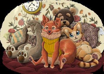 For Sheltie by Myza-Lioness