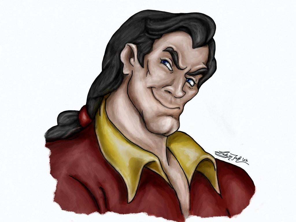 disney villains gaston images - photo #20