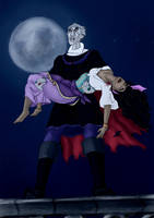 She will be mine ... forever! (Frollo x Esmeralda) by Lady-in-Ink