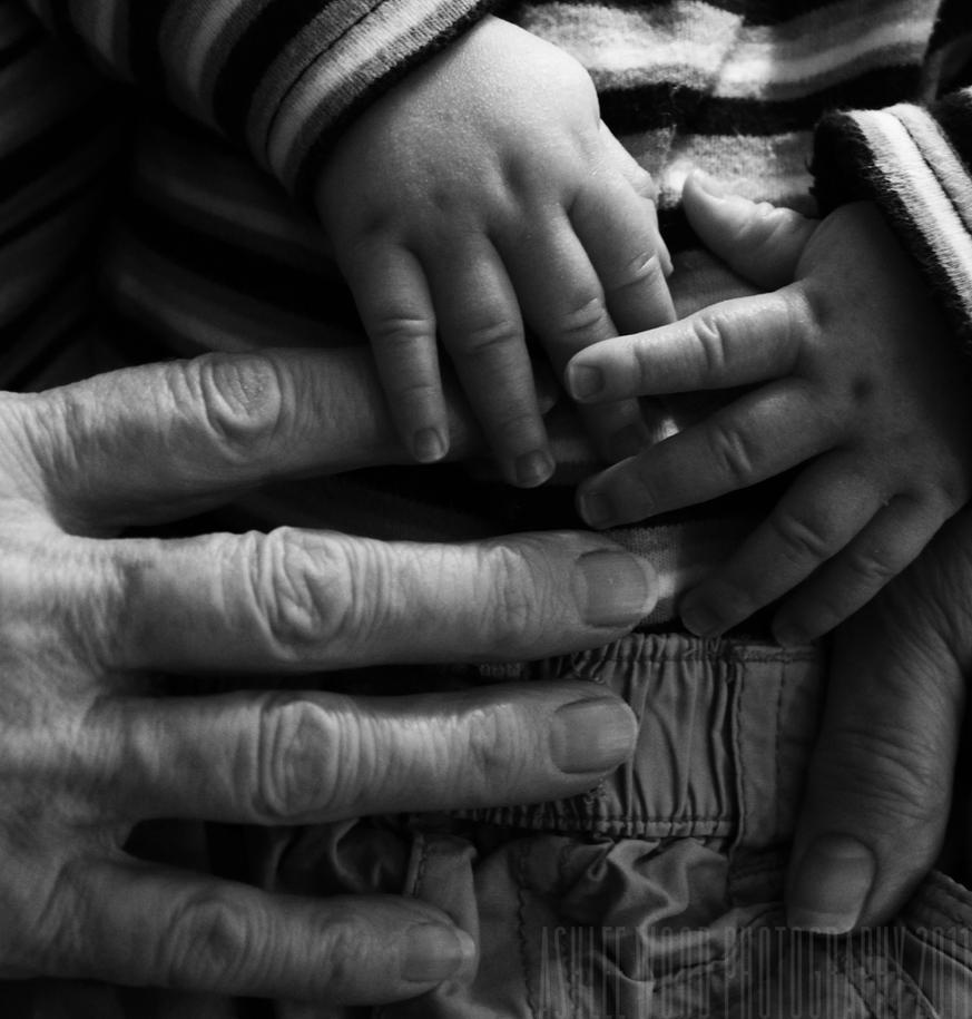 Hands - Generations Apart. by leftxxbehind