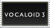 Vocaloid3 Stamp by Starwa