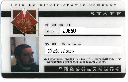 Dark Akuro by Darkakuro