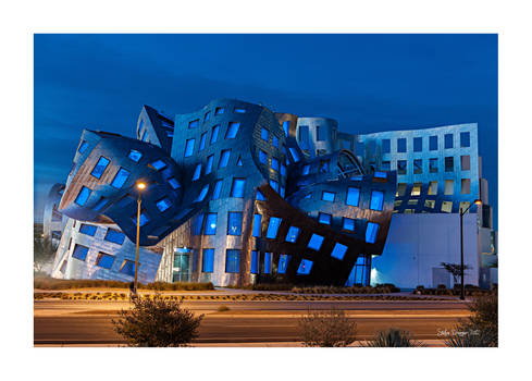 Gehry - Brain Institute in Las Vegas