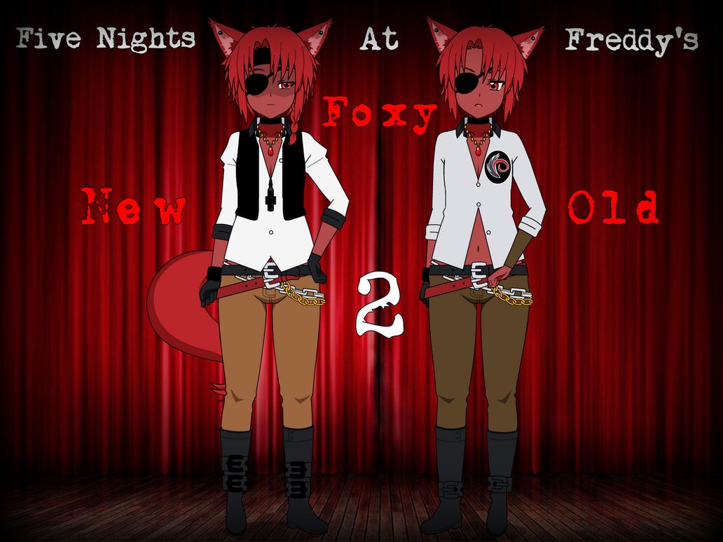 Fnaf Foxy Singing