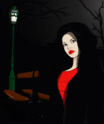 Stranger by aynath