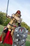 Defender leona Vs