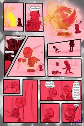 Caroline's New Destiny Comic EN 77 by Rayxim