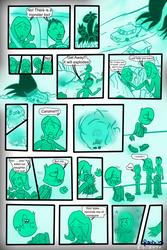 Caroline's New Destiny Comic EN 84 by Rayxim