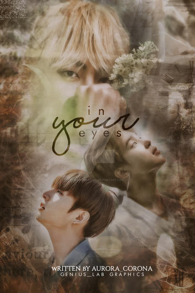 Wattpad Cover | In Your Eyes by MarlindaChoi on DeviantArt