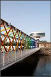 Niemeyer's colorful path