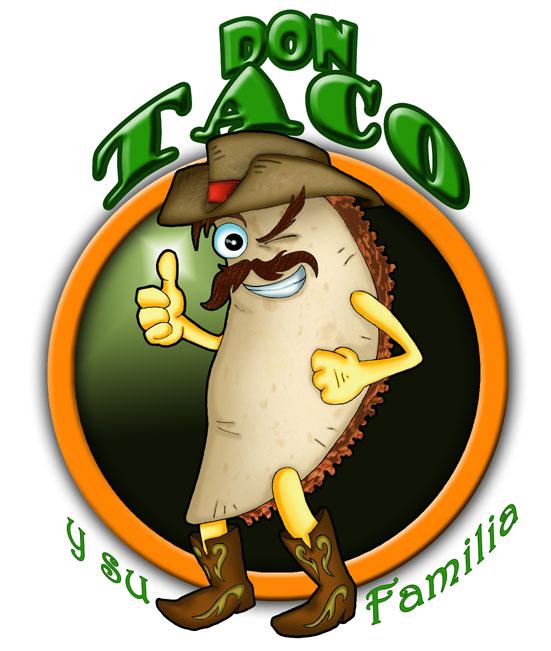 DON TACO Logo by VAXION on DeviantArt