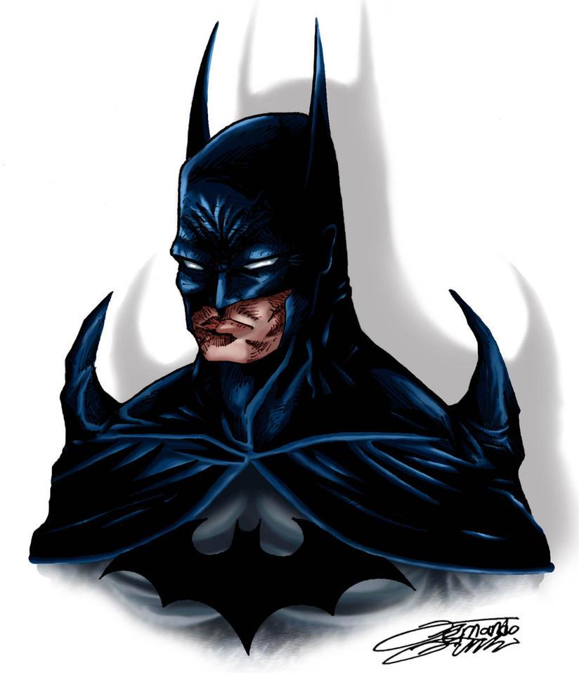 BATMAN Bust by VAXION