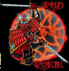 COMMISH: Red Ronin Logo