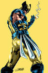 WOLVERINE Yellow by VAXION