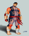 Character Concept art by VAXION