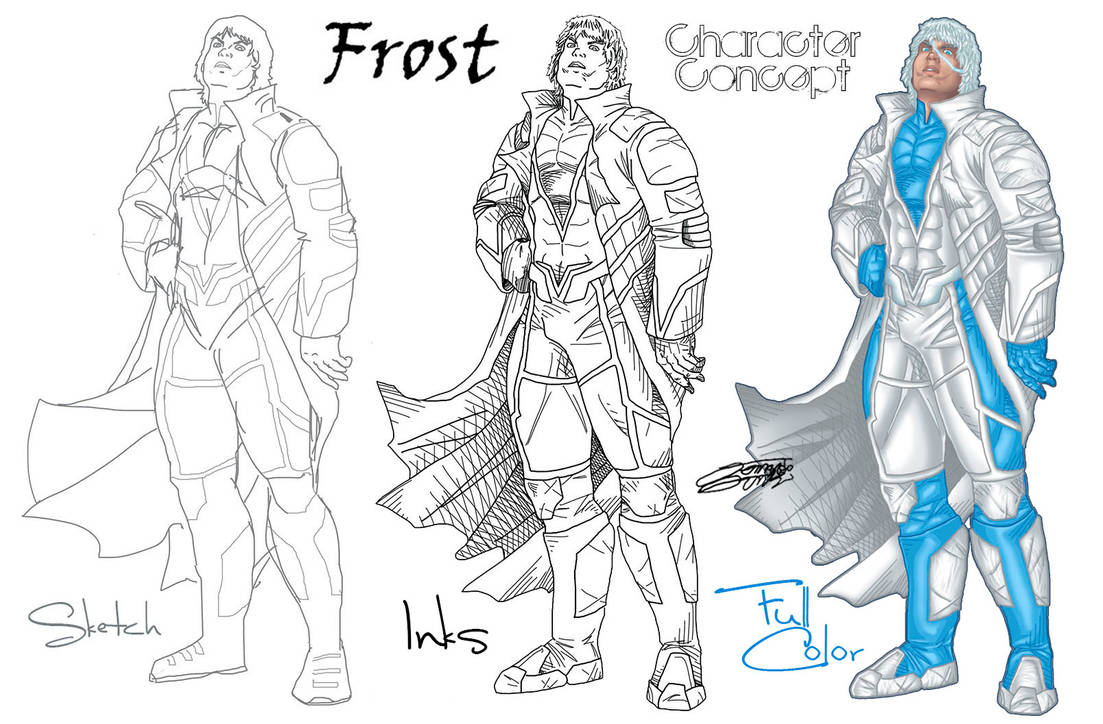 FROST Redesign Concept by VAXION