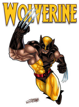 WOLVERINE Tan/Brown