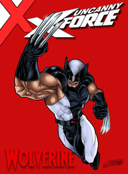 WOLVERINE X-Force by VAXION