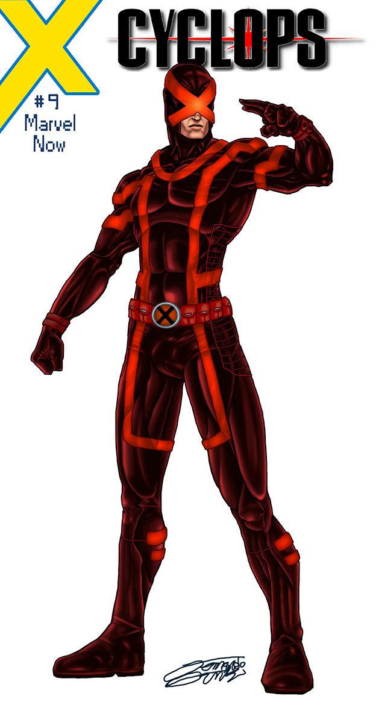 #9 CYCLOPS Marvel Now