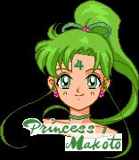 Princess Makoto Manga Bust by ZEROabs