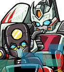 Animated Percepter and Drift