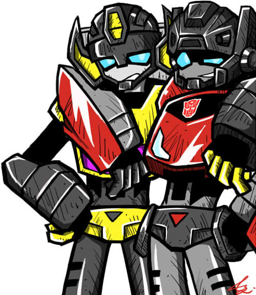 Animated Lambo Twins By Colza666 On DeviantArt