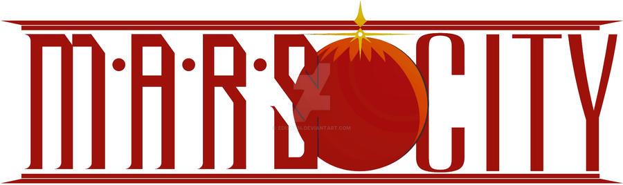 Mars Cit Logo by Edison14