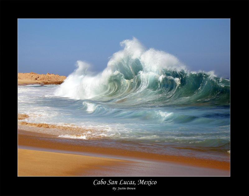 Cabo - Waves by xproVoke