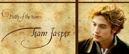 Battle of the Teams Jasper by Twilightvampire17