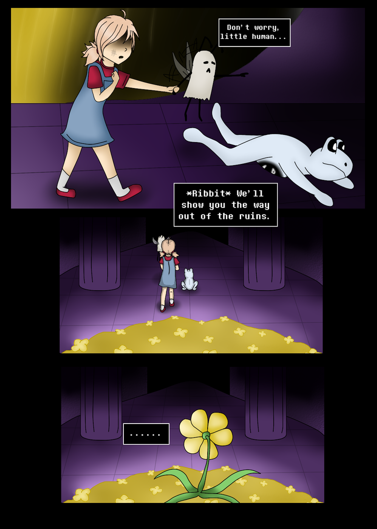 flirt with toriel after calling her mom was only support