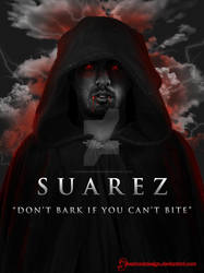 Suarez 'Don't bark if you can't bite.'
