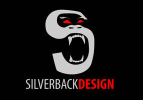 Silverback Design logo.
