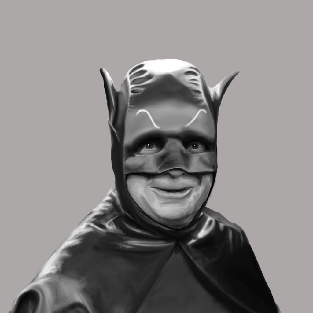 I'M BATMAN! You Plonker.