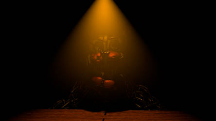 Salvaging molten freddy by Amirbelal