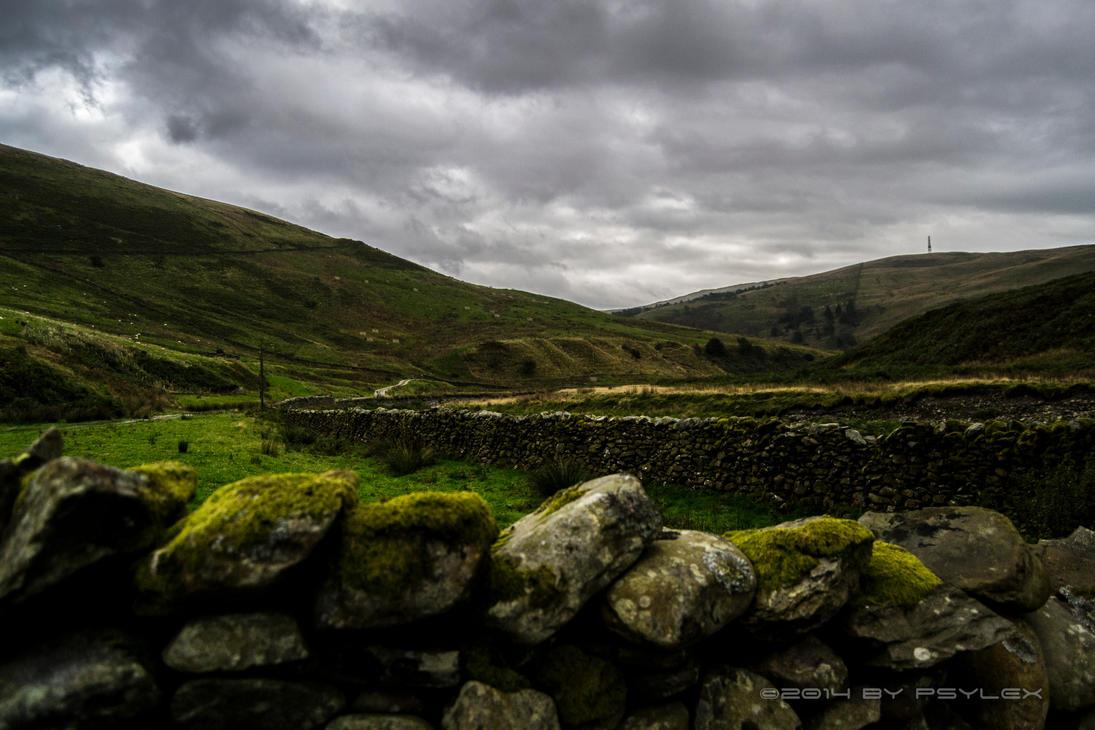 Somewhere in Cumbria / UK / 2014-09 by Psylex-Photos