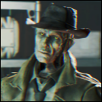 Nick Valentine|F2U by lncel