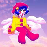 sky clown