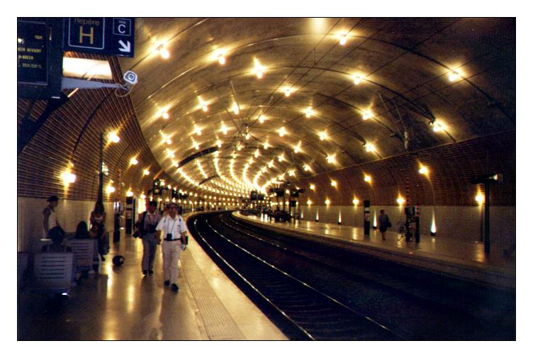 Monaco Subway Original by zwobits on DeviantArt