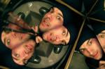 Bathroom Kaleidoscope