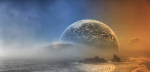 New World by kingrabbit