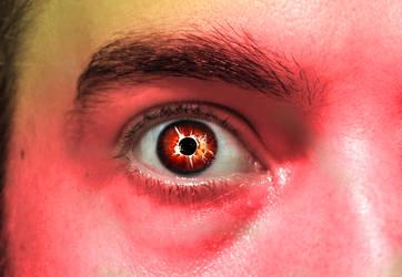 Hero's Eye by kingrabbit