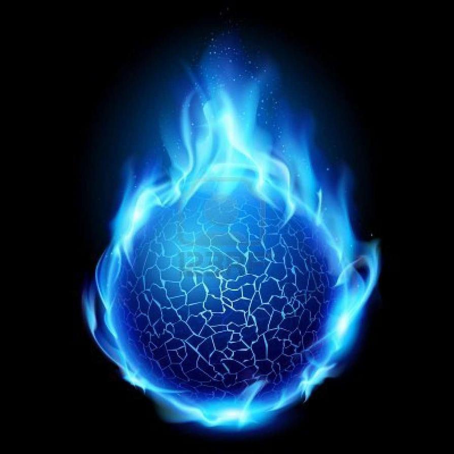 Blue fire by YazawaNicoNico